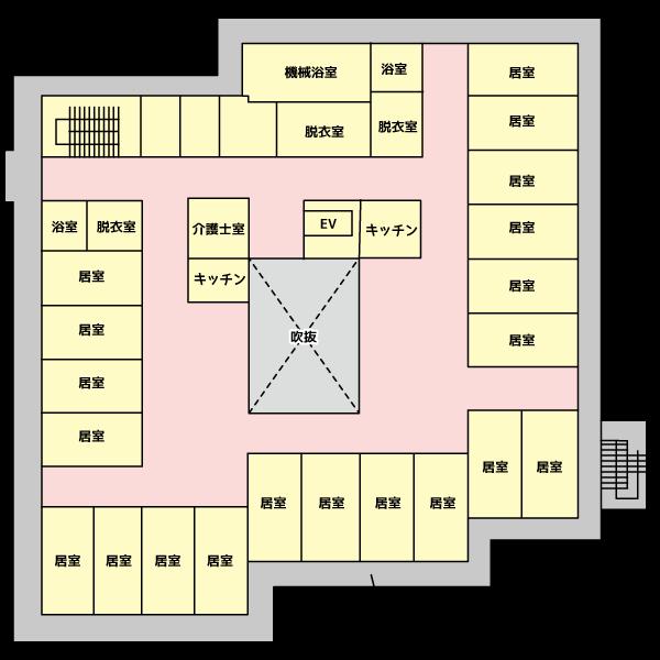 フロアガイド新館2F